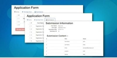FCP Form Builder - WordPress Plugin