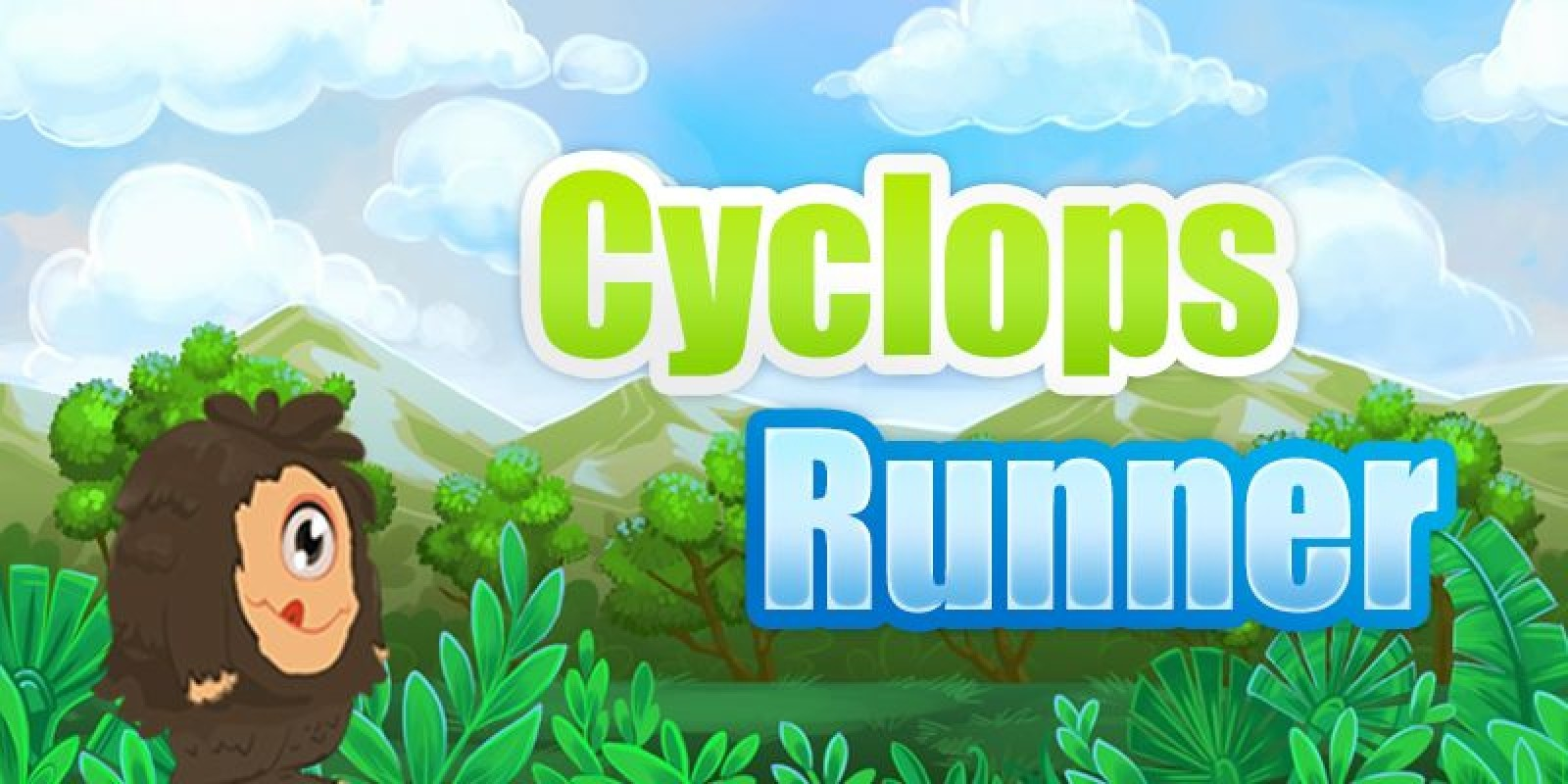 Cyclops runner iOS Game Source Code