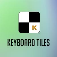 Keyboard Tiles Corona Game Template