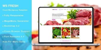 WS Fresh – Grocery WooCommerce Theme