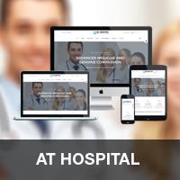 AT Hospital – Medical Hospital Joomla Template