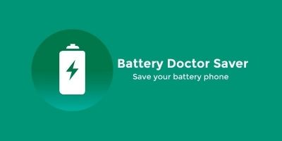 Battery Doctor Saver Android App Source Code.