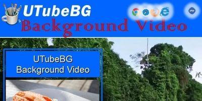 UTubeBG -  Youtube Background Video PHP Script