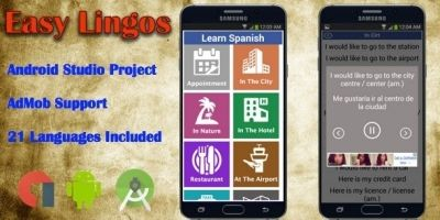 Easy Lingos - Android App Source Code