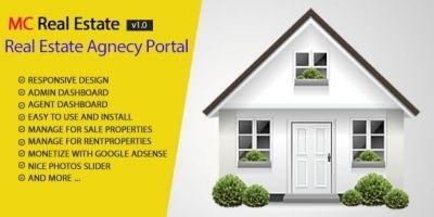 MC Real Estate - PHP Script