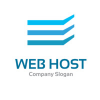 web-hosting-logo-template