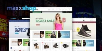 Maxx - Shopify Theme