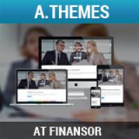 AT Finansor - Financial Joomla Template