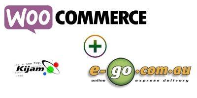 E-Go Courier WooCommerce Plugin