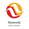 nexwork-letter-n-logo-template