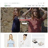 Simple Store - Multipurpose WooCommerce Theme
