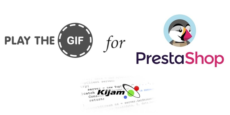Animated GIF For Product Sheet - PrestaShop Module