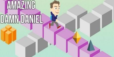 Amazing Damn Daniel - Android Buildbox Template