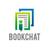 book-chat-logo-template