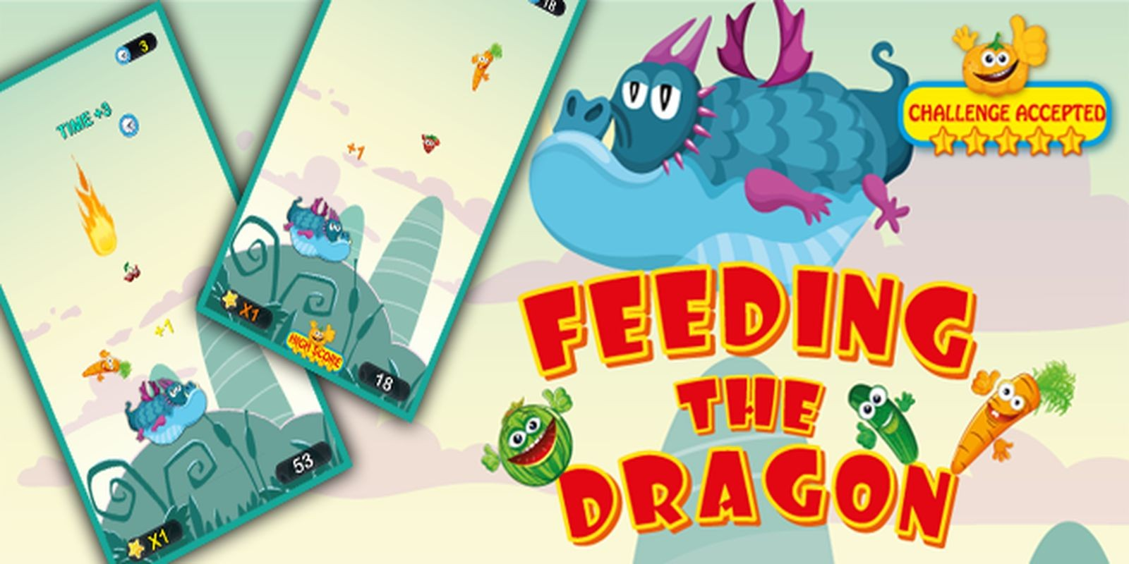 Feeding the Dragon - Unity Source Code