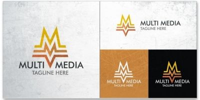 Multimedia - Logo Template
