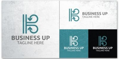 Biz Up - Logo Template