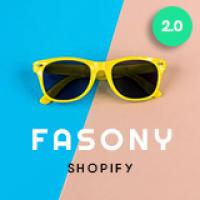 Fasony - Shopify Theme