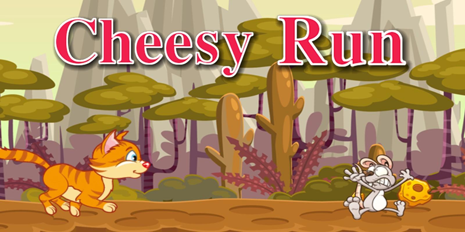 Cheesy Run - Unity Game Source Code
