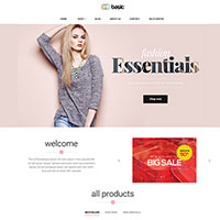 Basic - Shopify Theme
