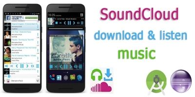 SoundCloud Music Downloader - Android Source Code