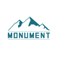 Monument Mountain - Logo Template