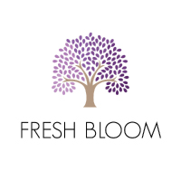 Fresh  Bloom - Logo Template