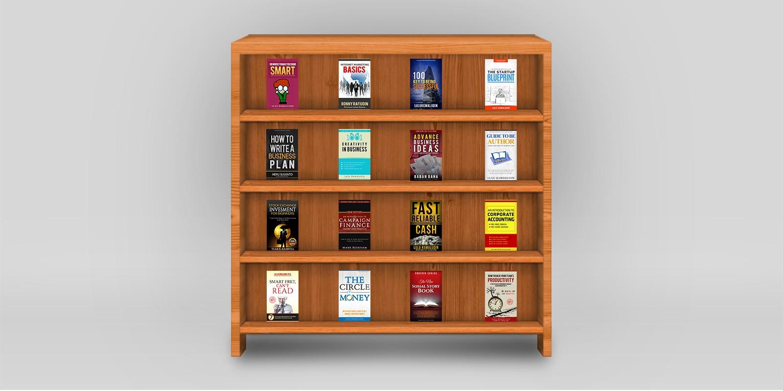 18 Book Cover Templates