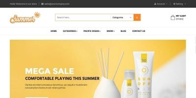 Ap Sunscreen Prestashop Theme