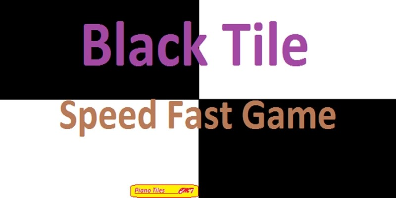 Black Tile - Android Game Source Code