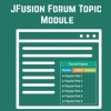 jfusion-forum-topic-module
