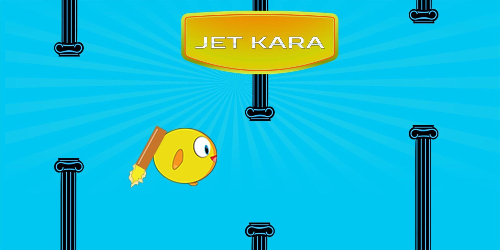 Jet Kara - Unity Game Source Code