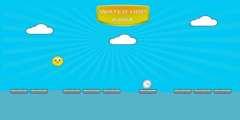 Kara Water Hop - Unity Game Source Code