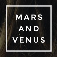 Mars And Venus - MultiConcept WordPress Blog Theme