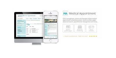 PHP Medical Appointment Script Light
