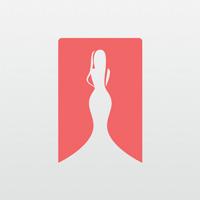 Lady Fashion Logo Template