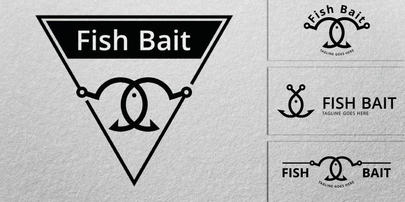 Fish Bait - Logo Template