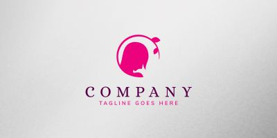 Nature Grace Logo Template