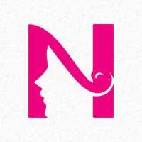 Beauty Letter - Logo Template