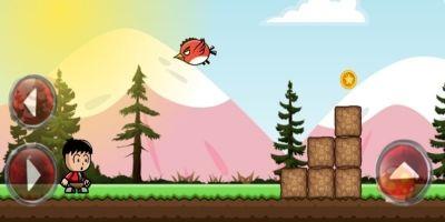 Running Boy World - iOS Source Code
