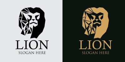 Lion King - Logo Template