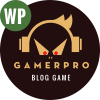GamerPro -  Game Blog WordPress Theme