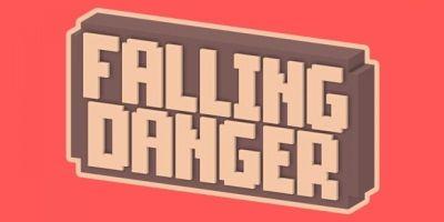 Falling Danger - Unity Game Source Code
