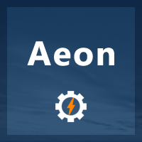 Aeon - Domain for Sale HTML Template