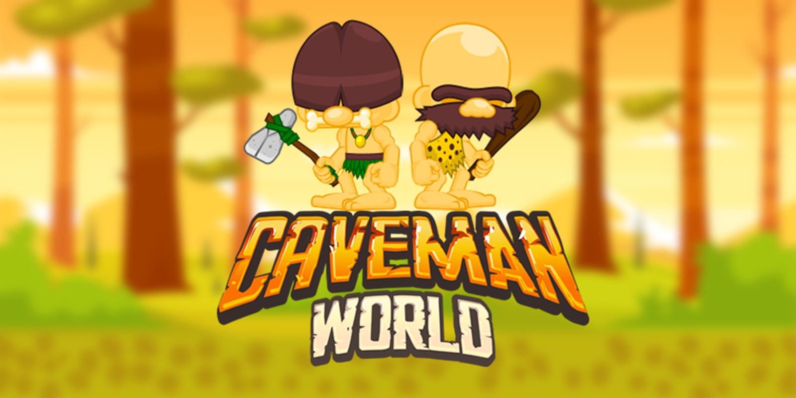 Caveman World - Android Game Template