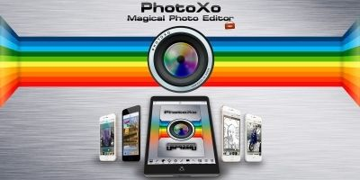 PhotoXo - iOS Photo Editor App Template