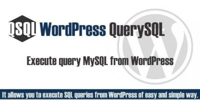 WP QuerySQL - WordPress Plugin