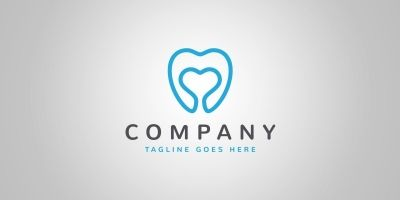 Tooth Love - Logo Template