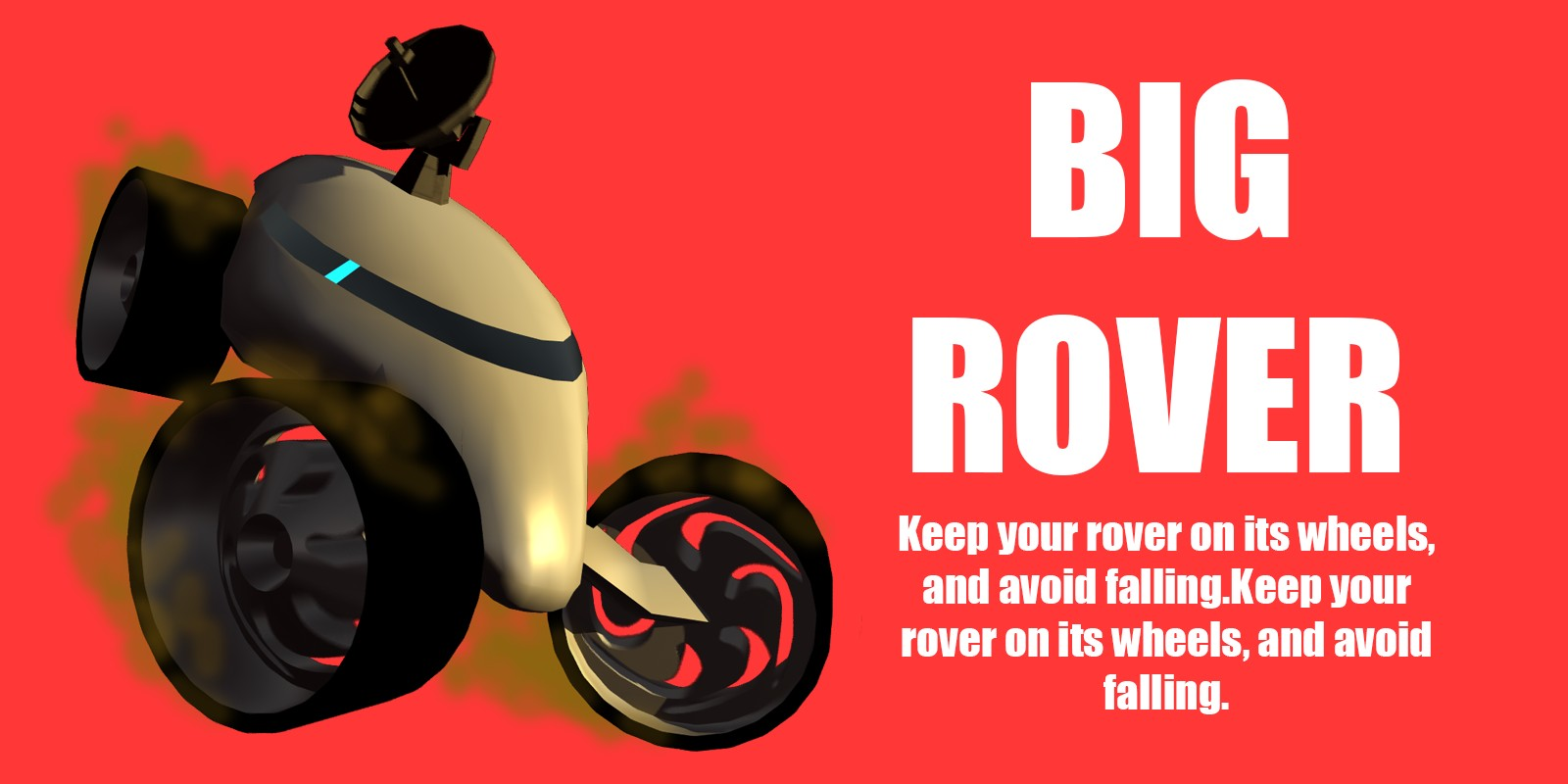 Big Rover - Android Game Source Code