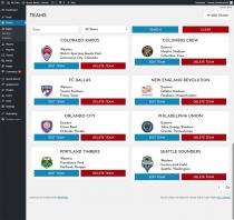 Sports Bench - WordPress Sports Stats Plugin Screenshot 28